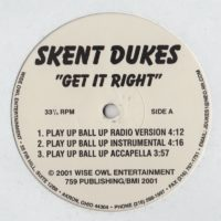 Skent Dukes - Get It Right - Play Up - www.jiggyjamz.com