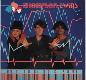 Thompson Twins - Doctor Doctor - vinyl - www.jiggyjamz.com