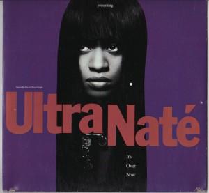 Ultra Nate - It's Over Now 12 inch vinyl - www.jiggyjamz.com