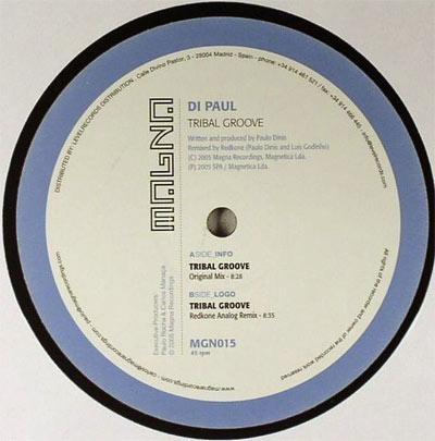 DJ Paul - Tribal Groove