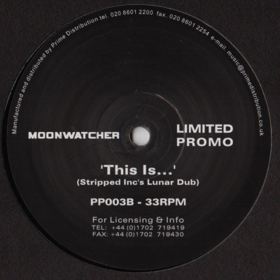 "Moonwatcher - This Is... (12"")"