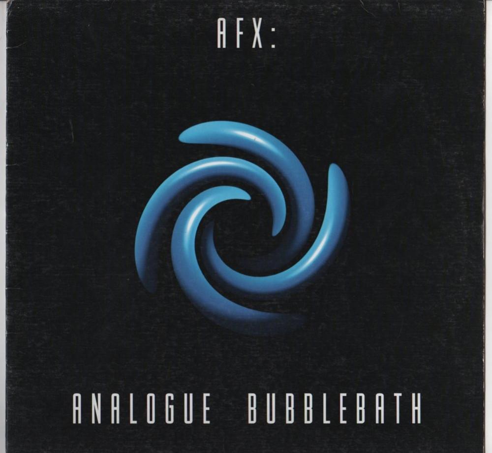 Afx Aphex Twin Analogue Bubblebath 12 Jiggyjamz