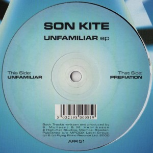 Son Kite - Unfamiliar EP
