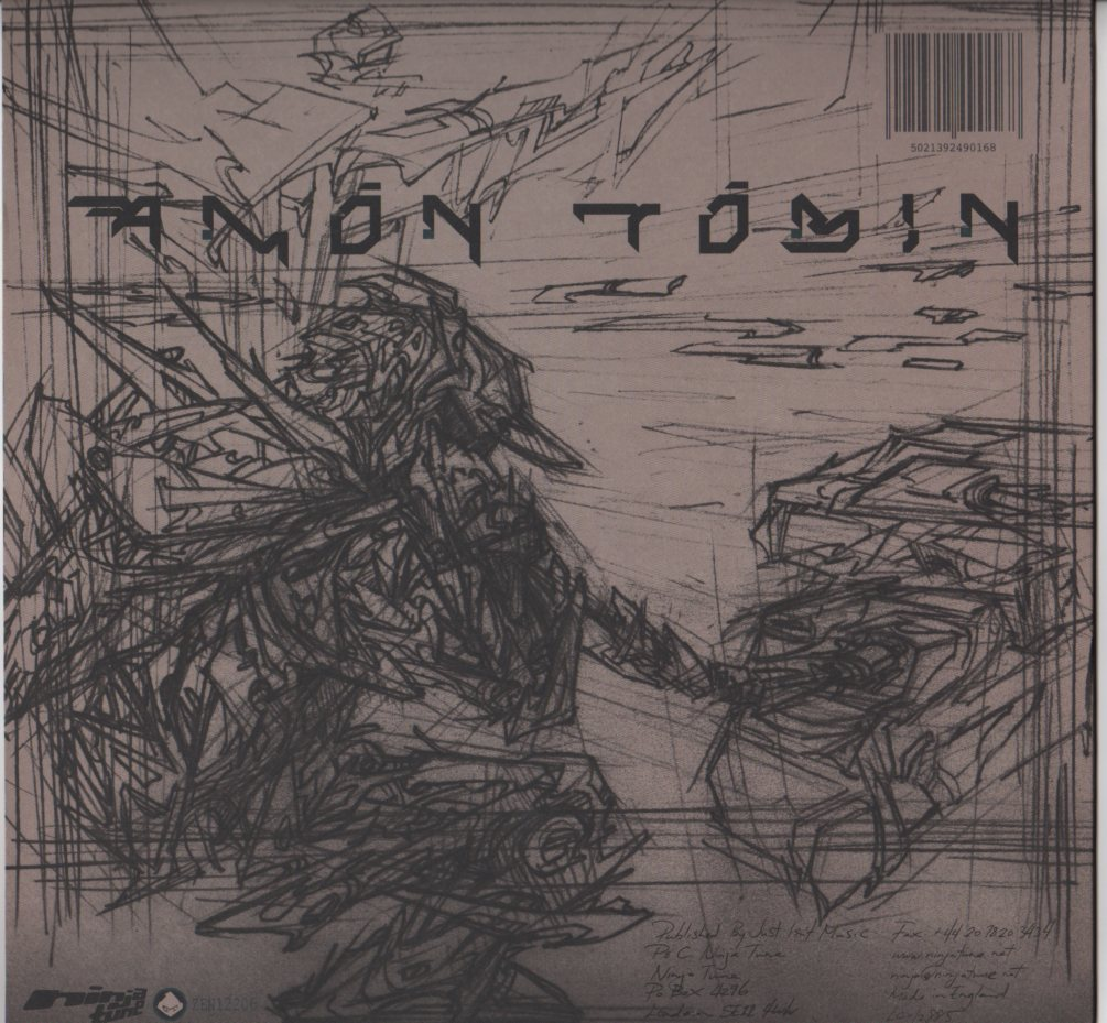 Amon Tobin Kitchen Sink