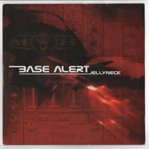Base Alert - Jellyneck - 10 inch vinyl - gabber - www.jiggyjamz.com