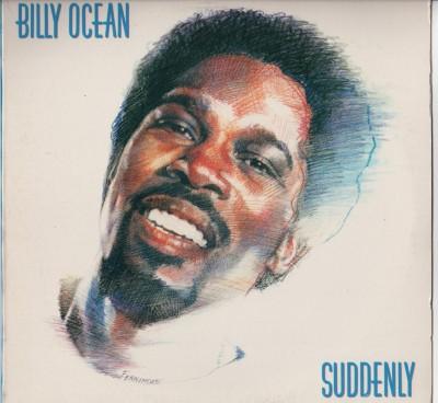 Billy Ocean - Suddenly-LP vinyl - www.jiggyjamz.com