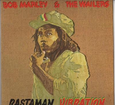 Bob Marley and The Wailers - Rastaman Vibration (LP) - vinyl - www.jiggyjamz.com