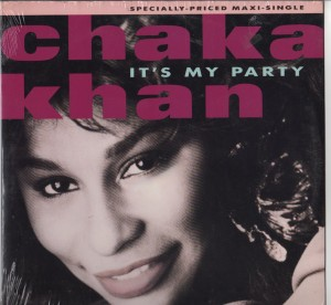 Chaka Khan - Its My Party - 12 inch vinyl - www.jiggyjamz.com