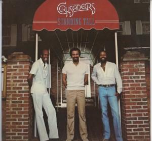 Crusaders and Joe Cocker - Standing Tall - jazz funk vinyl - www.jiggyjamz.com