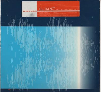 DJ Dan - Put That Record Back On- vinyl - www.jiggyjamz.com