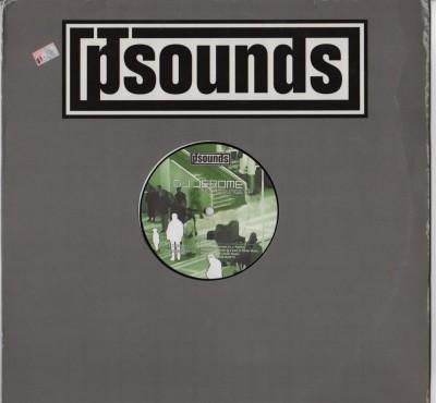 DJ Jerome - Techlounge EP - Deep Tech House - vinyl - www.jiggyjamz.com