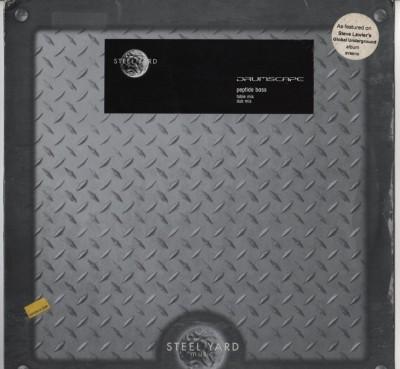 Drumscape - Peptide Bass - Tech-House - progressive House - techno vinyl - www.jiggyjamz.com