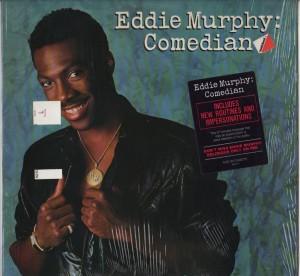 Eddie Murphy - Comedian LP vinyl - www.jiggyjamz.com