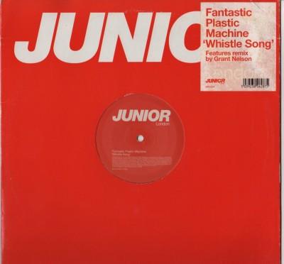 Fantastic Plastic Machine - Whistle Song - vinyl - www.jiggyjamz.com