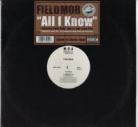 Field Mob - All I Know - Sick Lonely - Cee-Lo - Jazze Pha - vinyl - www.jiggyjamz.com