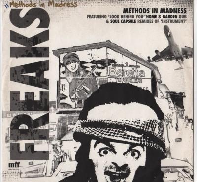 Freaks Methods In Madness - vinyl - www.jiggyjamz.com