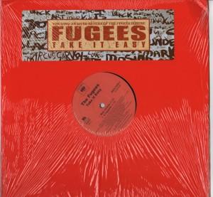 Fugees - take It Easy - vinyl - www.jiggyjamz.com
