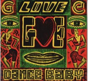 G Love E - Dance Baby - Smooth 12 inch vinyl - www.jiggyjamz.com records - hip-house