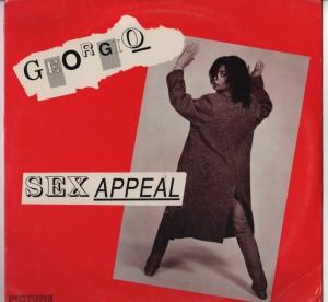 Georgio - Sex Appeal- vinyl - www.jiggyjamz.com