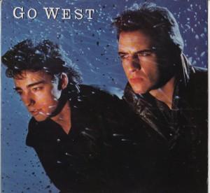 Go West - Go West - LP - vinyl - www.jiggyjamz.com