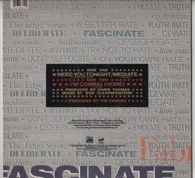 INXS -Need You Tonight - Mediate - vinyl - www.jiggyjamz.com