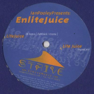 Ian Pooley Presents Bluelite - Enlite Juice
