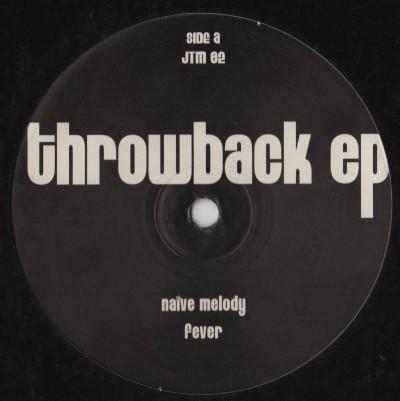 Kaskade - Throwback EP - ILL House Remix vinyl record - www.jiggyjamz.com