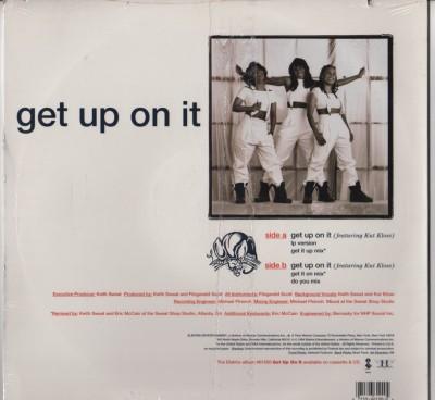 Keith Sweat - Get Up On It - feat. Kut Klose - vinyl - www.jiggyjamz.com