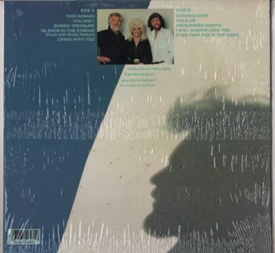 Kenny Rogers - Eyes That See In The Dark - LP vinyl - www.jiggyjamz.com