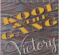 Kool And The Gang - Victory - Bad Woman - vinyl - www.jiggyjamz.com