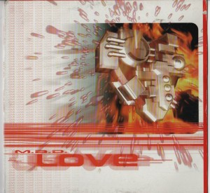 Micro and Debo - M.A.D. - Love - rave techno breaks - vinyl - www.jiggyjamz.com