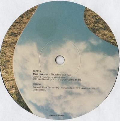 Max Graham - Transport 4- trance music vinyl compilation - www.jiggyjamz.com