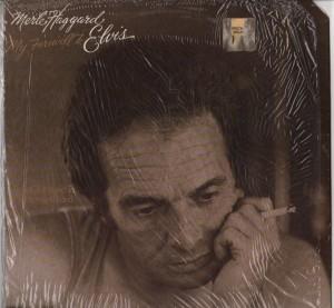 Merle Haggard - My Farewell To Elvis - LP vinyl - 1977 - www.jiggyjamz.com