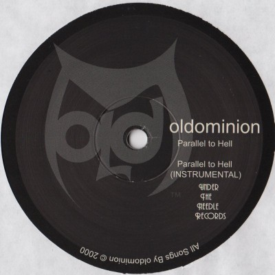 Oldominion - Parallel To Hell - vinyl - www.jiggyjamz.com