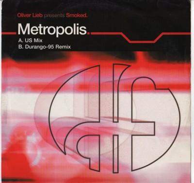 Oliver Lieb Presents Smoked - Metropolis- vinyl - www.jiggyjamz.com