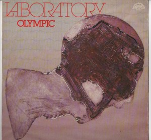 Olympic - Laboratory - English Dubbed - Czech Made - progressive rock vinyl - www.jiggyjamz.com