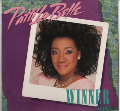 Patti LaBelle - Winner In You - LP 1986 - vinyl - www.jiggyjamz.com