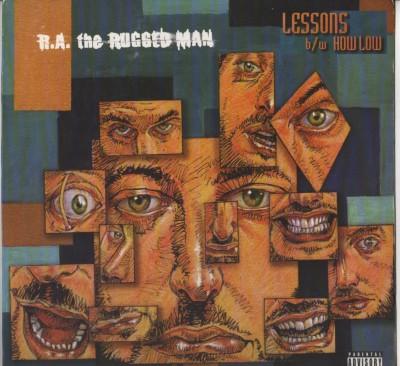 RA The Rugged Man - Lessons - vinyl - www.jiggyjamz.com