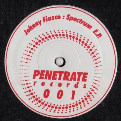 Johnny Fiasco - Spectrum EP - house vinyl - www.jiggyjamz.com