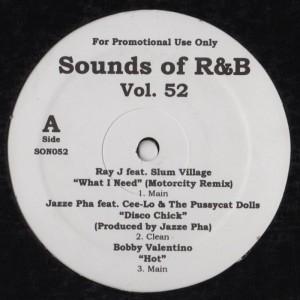 Sounds of RNB V52-001