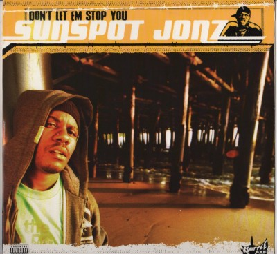 Sunspot Jonz - Don't Let Em Stop You (2xLP) - living legends - mystic journeymen - vinyl - www.jiggyjamz.com