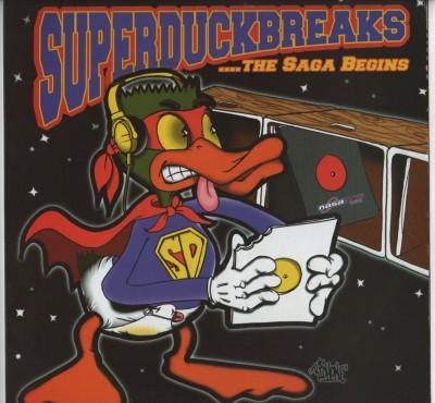 SuperDuckBreaks-1 DJ BABU - vinyl - www.jiggyjamz.com