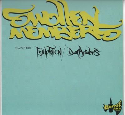 Swollen Members - Temptation - Dark Riders - vinyl - www.jiggyjamz.com