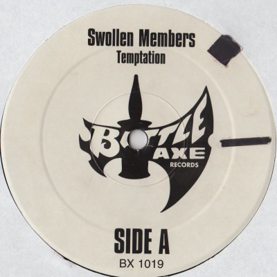 Swollen Members - Temptation - Dark Riders - vinyl - www.jiggyjamz.com