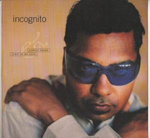 incognito - always there - vinyl - www.jiggyjamz.com
