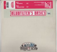 klubfilters basics - Royal Flush RF 024 - vinyl - www.jiggyjamz.com