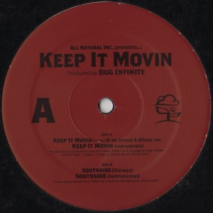 All Natural - Keep It Movin-001