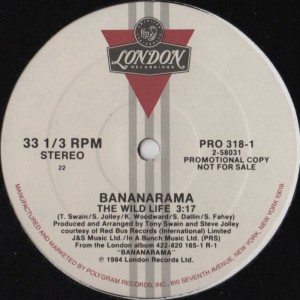 Bananarama - The Wild Life-001