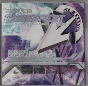 Cyberfest 2001 CD-001