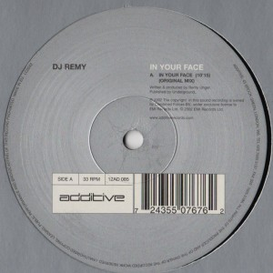 DJ Remy - EP 3-1-001
